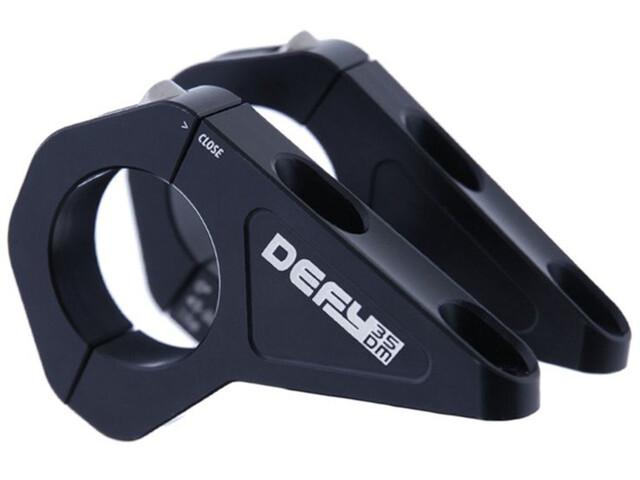 DMR Defy ohjainkannatin Ø35mm 5° , musta